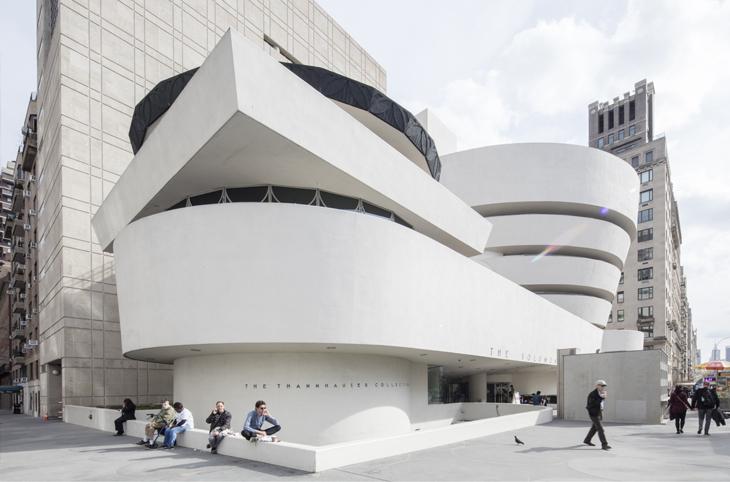 Solomon R. Guggenheim Müzesi Altmış Yaşında - Arkitera